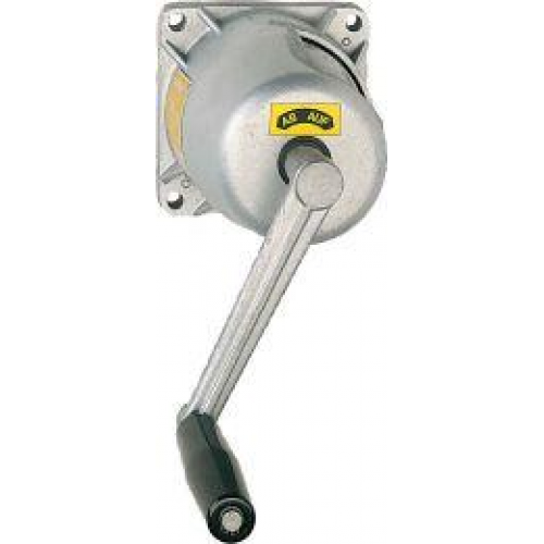 Kiessling Werkzeug Shop » HADEF-Alu-Seilwinde Figur 199/75 250 kg ...