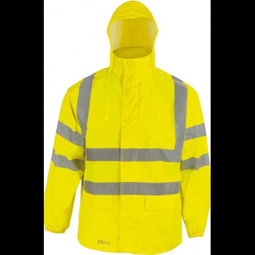 Regenjacke RJO orange Gr Bekleidung & Schutzausrüstung M